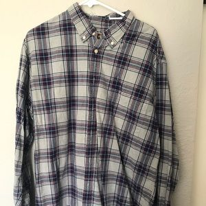 Foundry Button Down long sleeve XLT